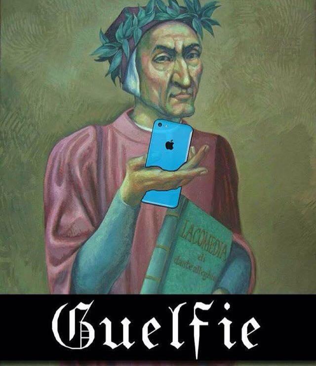 Dante Guelfie