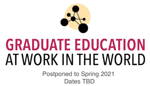 Graduate Education at Work in the World