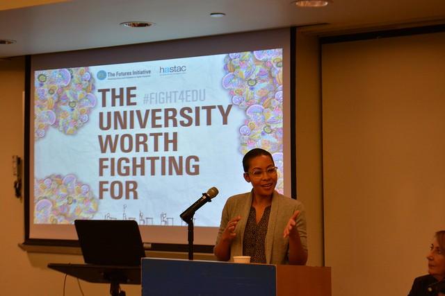 Dr. Racquel Gates speaks about black popular culture