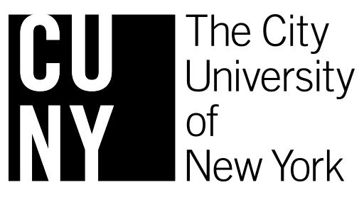 CUNY Logo BW