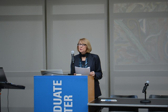 FI Director Cathy N. Davidson kicks off an exciting event