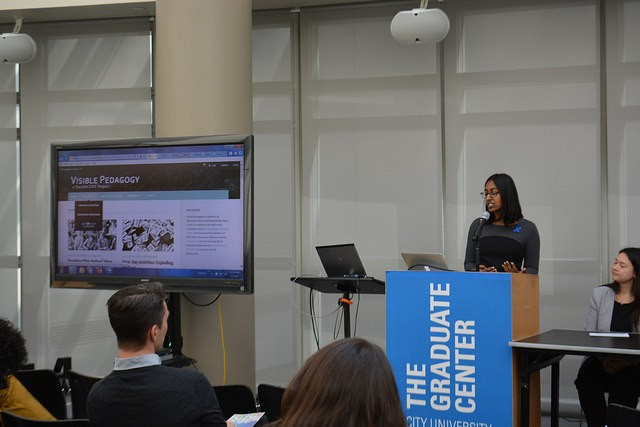 Humanities Alliance Postdoctoral Fellow Kitana Ananda discusses the importance of digital literacy to undergraduate teaching