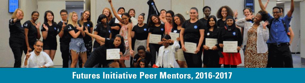 Futures Initiative Peer Mentors