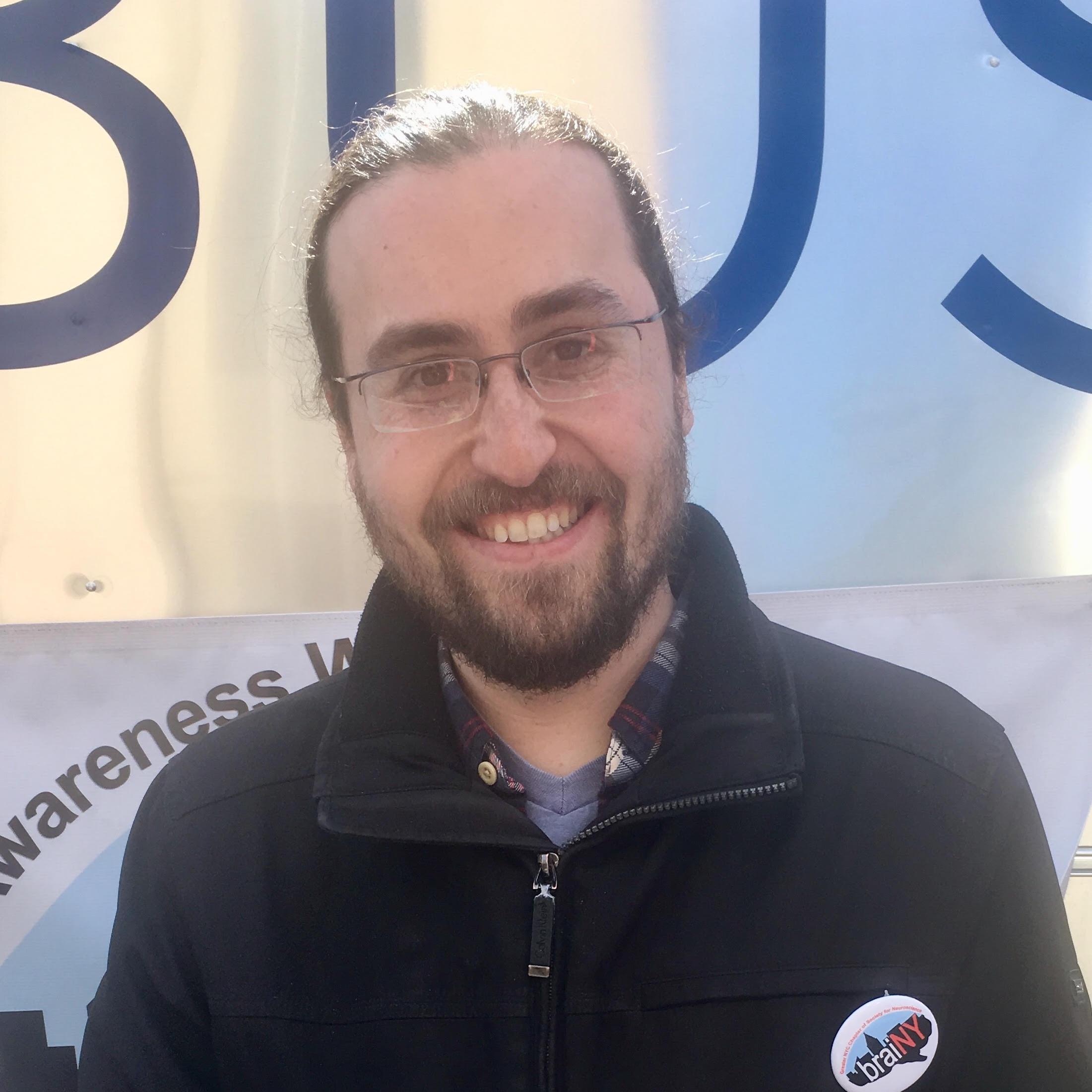 Headshot of Michael Epstein