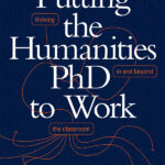 Cover of Putting the PhD to Work by Katina Rogers