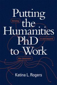 PhD to Work Book Cover